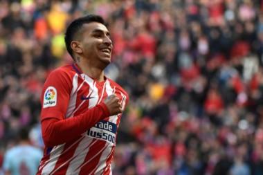 Atlético Madrid volvió al triunfo con doblete de Correa