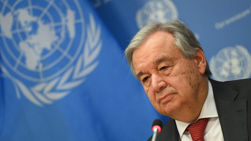 Cambio climático: la ONU dijo que el mundo está «en alerta roja»