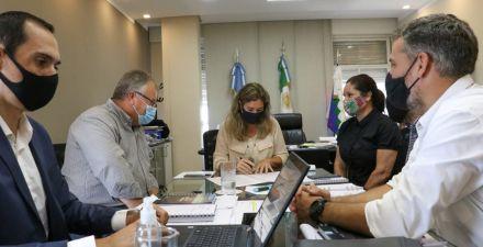 Castelli: el Gobierno avanza con la regularización de 300 lotes