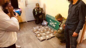 Catamarca: viajaba en colectivo de tour de compras con más de 21 kilos de marihuana