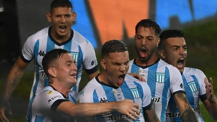 Copa Argentina: Racing Club enfrenta a San Martín de San Juan