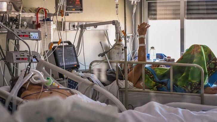 Covid 19 en Chaco: la ocupación de camas en terapia intensiva es del 73,4%