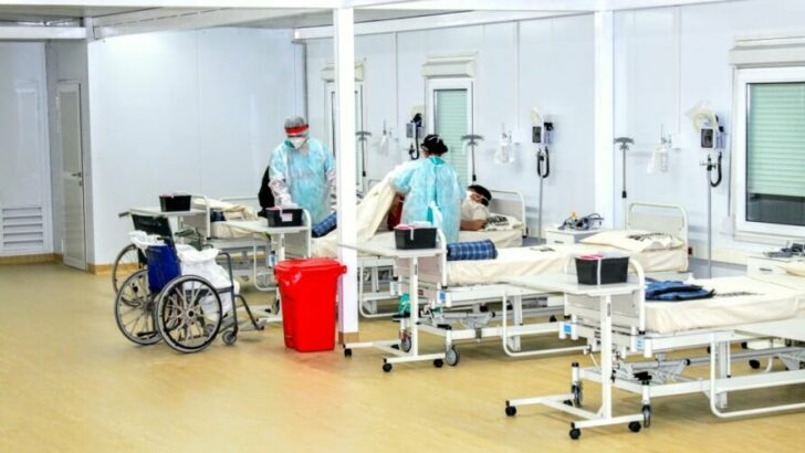 Covid 19 en Chaco: la tasa de ocupación de respiradores es de apenas el 6,1%