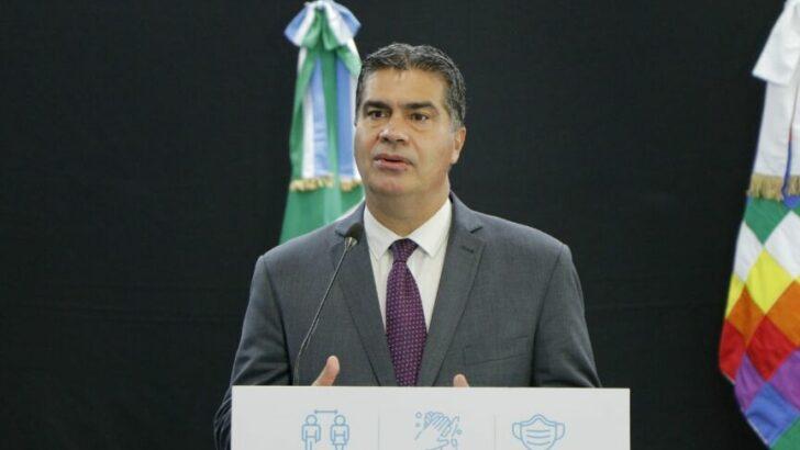 Jorge Capitanich presentó los tres grupos de presencialidad educativa en la provincia
