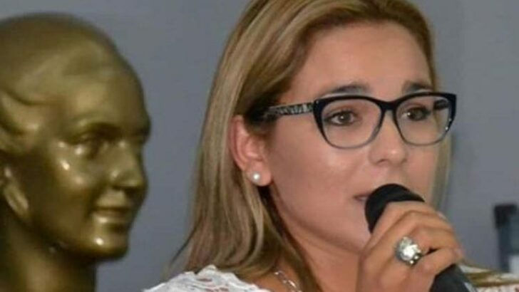 Magda Ayala: «Quiero agradecer a mi Familia Municipal y a los trabajadores y trabajadoras de Barranqueras»