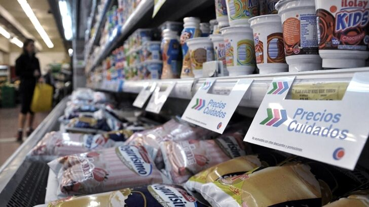 Precios Cuidados: extienden hasta julio el programa, con nuevos productos incluidos