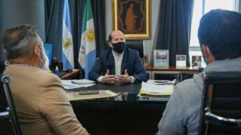 Puerto Eva Perón: gobierno y municipio refaccionarán la capilla Virgen de la Merced, patrona del pueblo