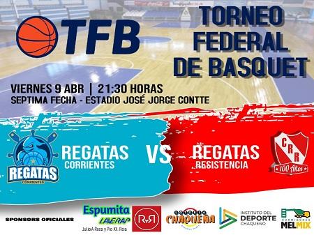 Regatas cierra la primera ronda en Corrientes