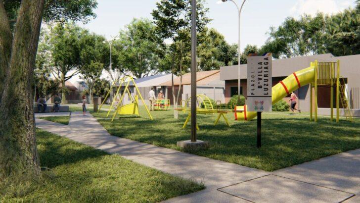Resistencia: el Municipio busca garantizar el acceso de vecinos y vecinas a espacios públicos de calidad