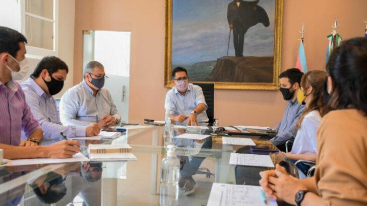 Resistencia: Gustavo Martínez, concejales y funcionarios analizaron los alcances del Plan Integral de Movilidad Urbana Sostenible