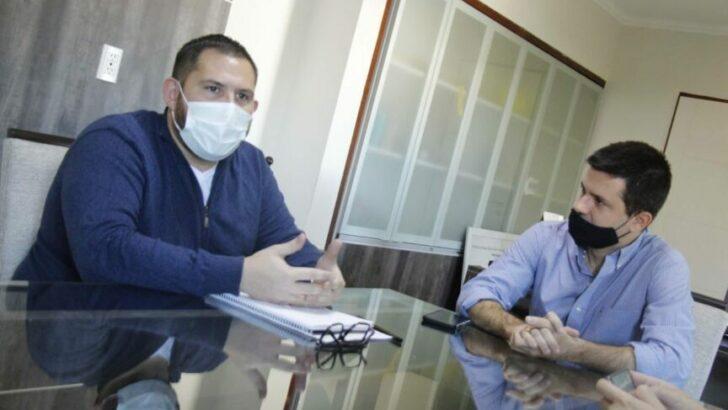 Sáenz Peña: Gobierno y Municipio evalúan el avance progresivo del Covid 19 en la ciudad