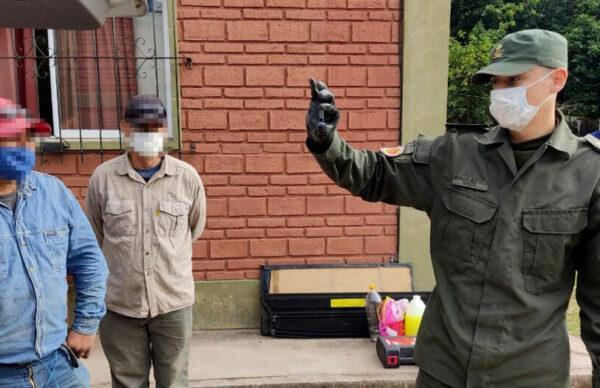 Salta: Gendarmería decomisó 21 kilos de cocaína de un automóvil 1