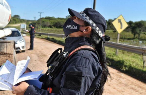 Se concretó un nuevo operativo interfuerzas en zonas fronterizas de la provincia