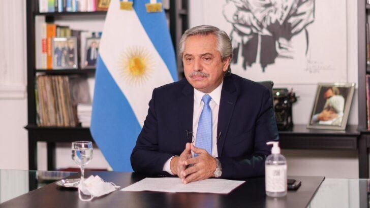 Segunda ola: Alberto anunció nuevas medidas de restricción para el AMBA