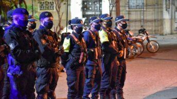 Segunda ola de Covid 19: fuerte despliegue policial para intervenir fiestas clandestinas en toda la provincia