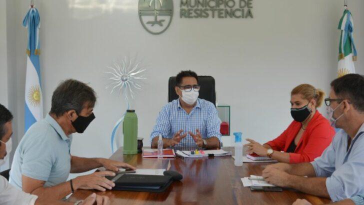 Resistencia: Municipio y feriantes evalúan alternativas para garantizar la continuidad y la seguridad de la actividad