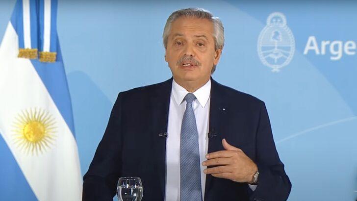Alberto anunció las restricciones y advirtió que la situación «es muy grave y se evidencia en el país»