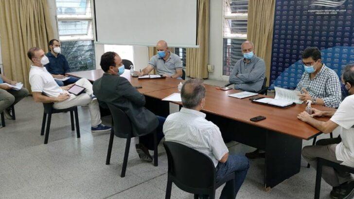 APA y Sameep gestionarán juntos el financiamiento de proyectos de obras