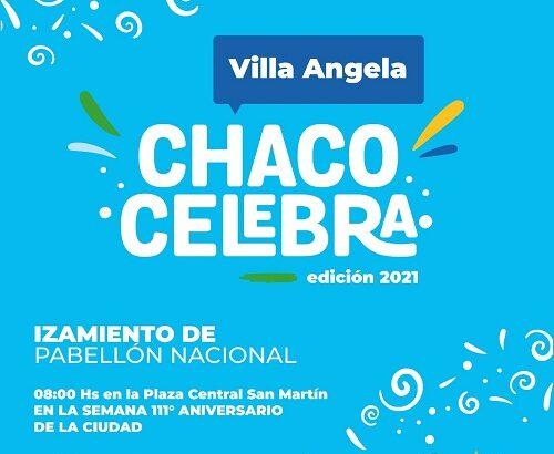 Chaco Celebra los 111 años de Villa Ángela