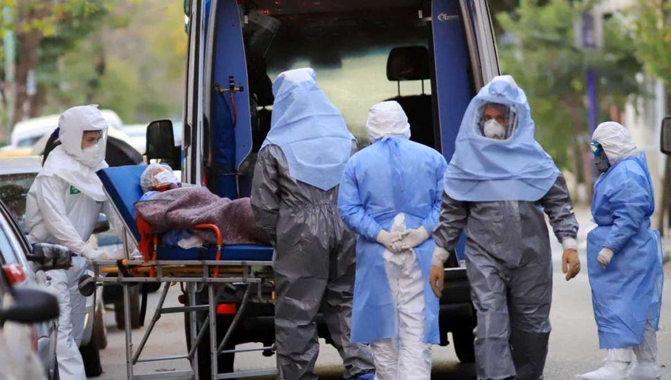 Covid 19 en el país: Argentina alcanzó los 70.253 fallecidos desde el inició la pandemia 2