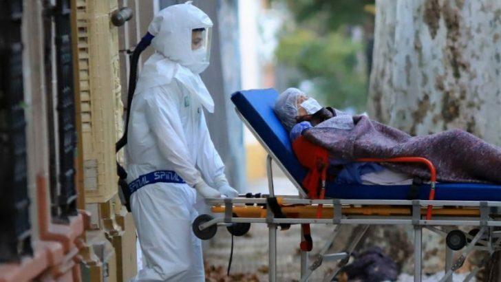 Covid 19 en Chaco: confirmados 833 y 6 personas fallecidas en las ultimas 24 horas
