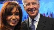 Cristina Kirchner: «sorpresas te da la vida», después de leer el discurso de Joe Biden