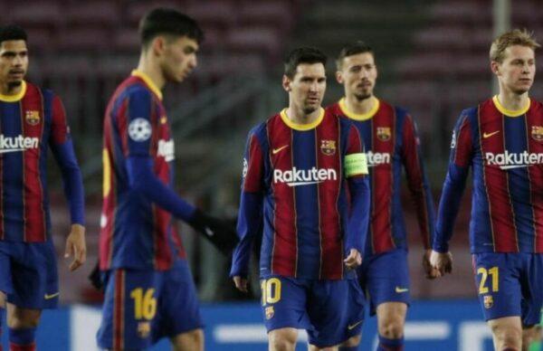 La Liga abrió un expediente a jugadores del Barcelona por participar de una fiesta en la casa de Lionel Messi