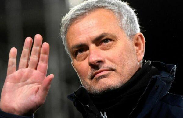 Mourinho nuevo técnico de la Roma 1