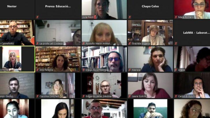 Ponen en marcha diplomatura en investigación educativa