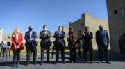 Reconstruir: el Gobierno nacional lanzó un programa para la construcción de 55 mil viviendas