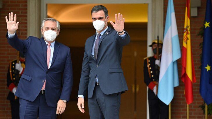 Renegociación de la deuda: Argentina sumó el apoyo de España