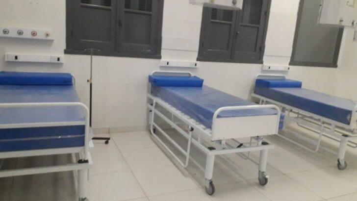 Covid 19 en Chaco: la ocupación de respiradores es prácticamente nula