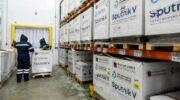 Sputnik V: poco más de 650 mil dosis comienzan a distribuirse en todo el país