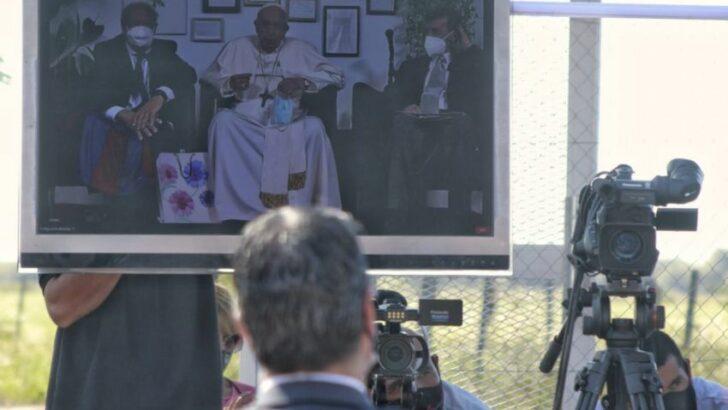 Tras inaugurar una nueva sede de Scholas Argentina, Capitanich saludó al Papa Francisco