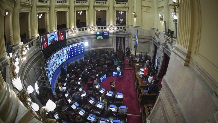 Un freno al partido judicial: aprobaron un proyecto que rechaza el avance de la Corte sobre el Congreso
