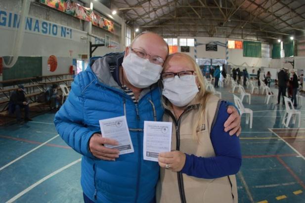 Covid 19 en el país: Argentina duplicó el ritmo de inmunización de su población