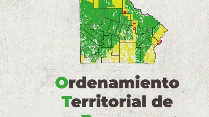 Avanzan los talleres informativos para actualizar el ordenamiento territorial de bosques nativos