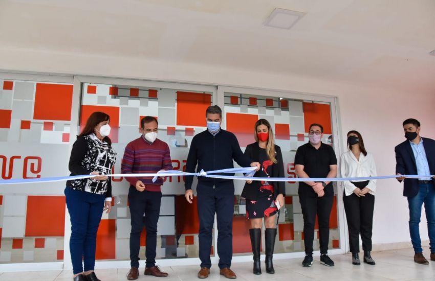 Colonia Elisa: inauguraron la Sala Cultural, mientras se avanza con más obras de infraestructura 2