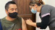 Continúa la vacunación a docentes chaqueños
