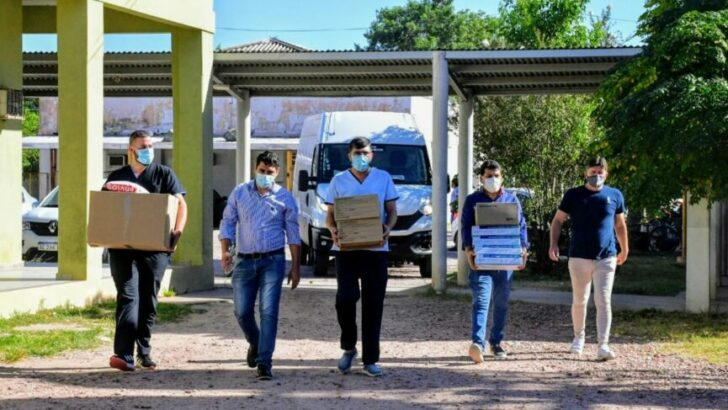 """Covid 19 en Villa Ángela: informan que el hospital """"Salvador Mazza"""" continúa prestando servicios a pacientes leves y moderados"""