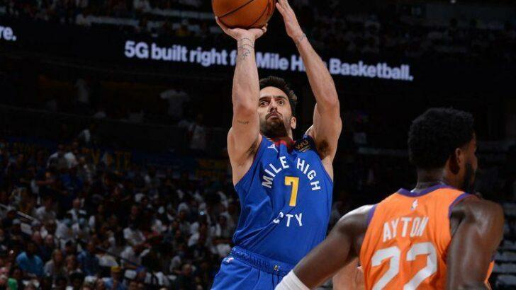 Denver al borde de la eliminación en la serie ante los Suns