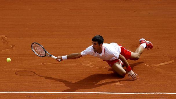 Djokovic está en cuartos de Roland Garros