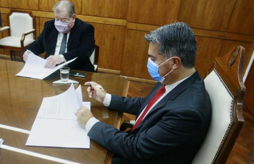 Ejecutivo, Judicial y Legislativo se comprometieron en capacitar a su personal en materia ambiental 1