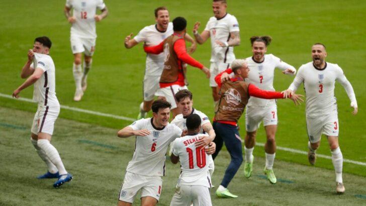 Eurocopa: en un duelo de candidatos, Inglaterra eliminó a Alemania