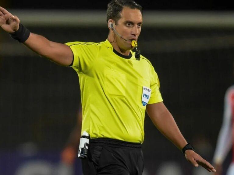 Eurocopa: gran debut de Fernando Rapallini como árbitro principal 1