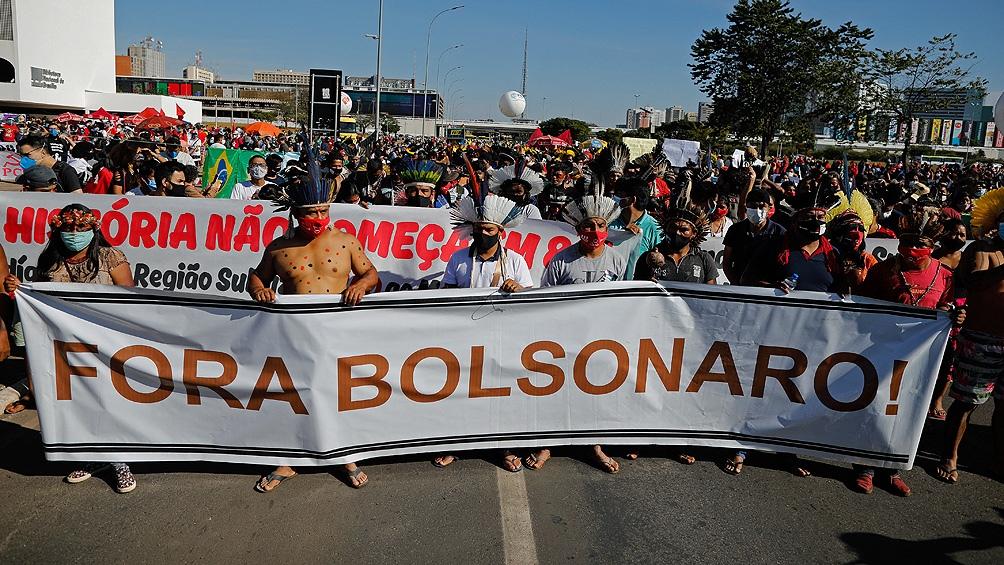 ¡Fora Bolsonaro! 2