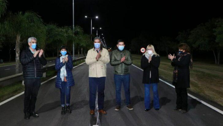 Inauguraron el acceso al Aeropuerto de Resistencia