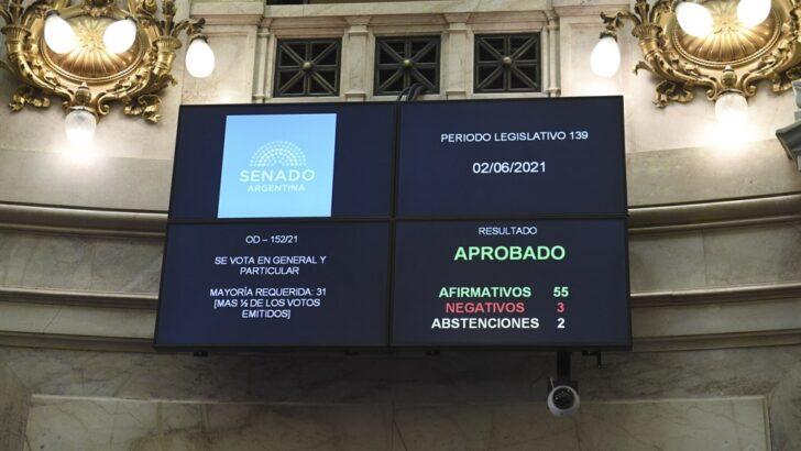 Las PASO serán el 12 de septiembre y las elecciones legislativas el 14 de noviembre