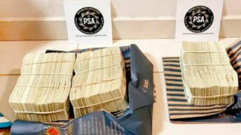 Lavado de activos en Corrientes: Policía Aeroportuaria secuestró 430.000 dólares