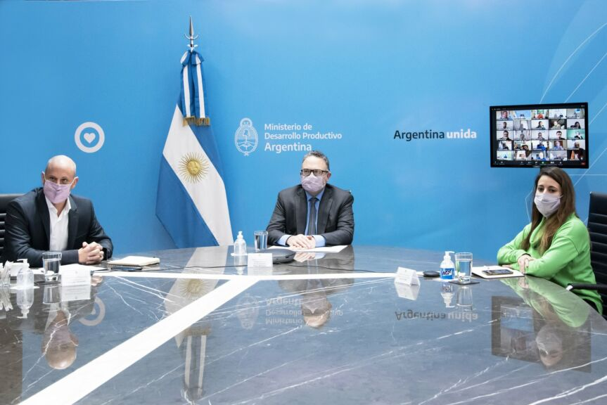 """Matías Kulfas: """"Vamos a hacer algunos anuncios respecto a nuevas iniciativas para seguir desacelerando la inflación"""" 2"""